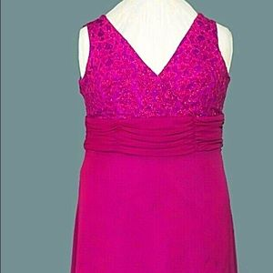 poly usa Dresses - Maxi dress great for church to formal